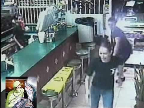 Masacre quedó captada en video claudiocornelio