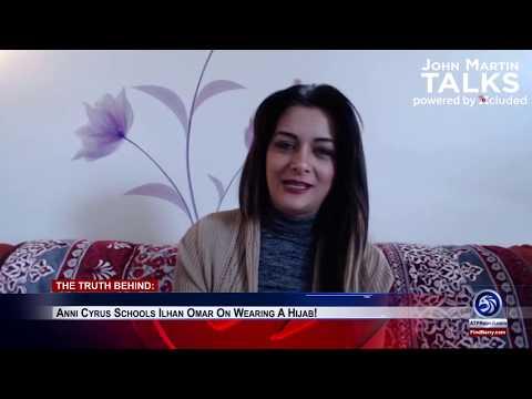 Xxx Mp4 Anni Cyrus Schools Ilhan Omar On Wearing A Hijab 3gp Sex