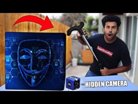 I Bought A 500 Spy Gadgets DARK WEB Mystery Box 2 SECRET WISH EDITION
