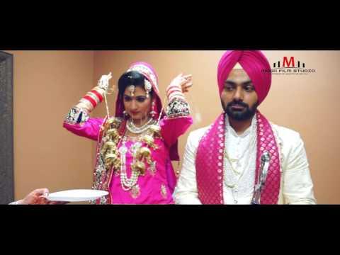 Bhandohal Wedding indian punjabi sikh wedding Videography Photography Toronto 2016