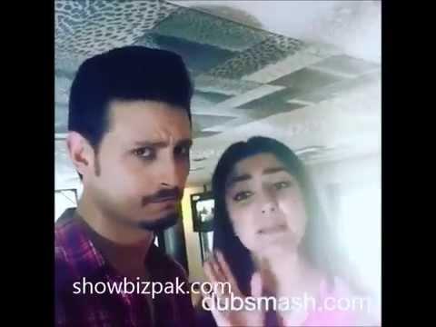 Pakistani Actress Maya Ali Dubsmash Compilation