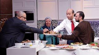 #الحكاية | بيومي فؤاد وعمرو أديب وصراع في أكل السمك