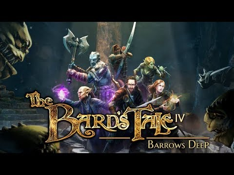 The Bard's Tale IV - Old School Cool
