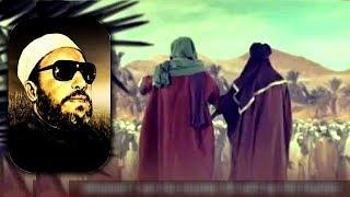 مواجهة تهز القلوب شاهدها النبي محمد بين علي بن ابي طالب وجبار قريش عمر بن ود - الشيخ كشك