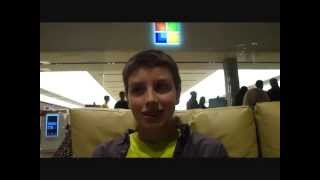 13-year-old Boy Outwits Microsoft Store! Buys