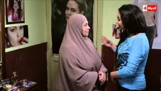 """جبروت """"نسرين أمين"""" فى هذا المشهد .. لما تكون عاوزة """"العرسان يتحدفوا عليها"""" .. الحلقة 7 بين السرايات"""