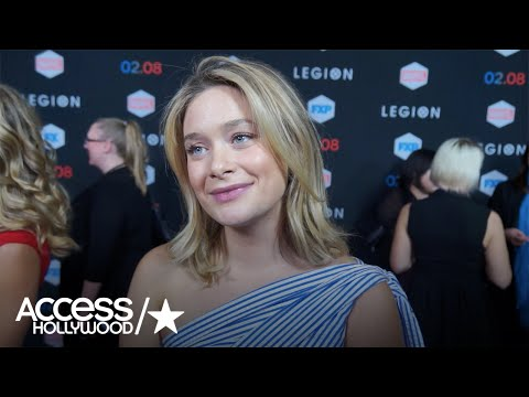 Rachel Keller On Bringing Syd Character To Life For 'Legion' | Access Hollywood