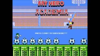 Boku no Hero Academia Season 2 Opening - Peace Sign 8-bit NES VRC6 Remix / Cover