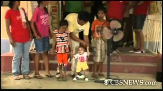 World's shortest man: Filipino teen