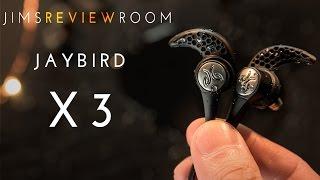 Jaybird X3 - REVIEW  (With Jaybird X2 comparison)