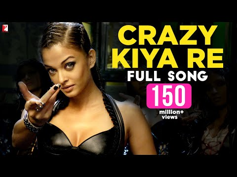 Xxx Mp4 Crazy Kiya Re Full Song Dhoom 2 Hrithik Roshan Aishwarya Rai Sunidhi Chauhan 3gp Sex