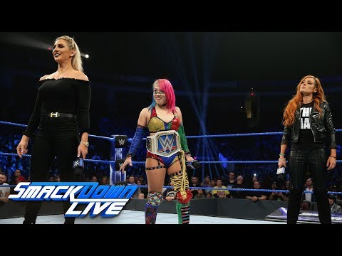Xxx Mp4 Lynch And Flair Want The Next SmackDown Women S Title Match SmackDown LIVE Dec 18 2018 3gp Sex