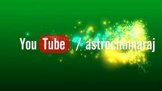 Comments Reply 2 ( Aruda Padam ) by DINDIGUL P.CHINNARAJ ASTROLOGER INDIA