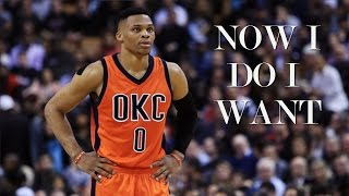 """Russell Westbrook 2017 Motivational Mix """"NOW I DO WHAT I WANT"""" ft. Lil Uzi Vert"""