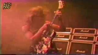 DOKKEN [  INTO THE FIRE ] LIVE 1