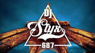 SAUTI SOL x DJ STYX 687 - Kuliko Jana (ZOUK REMIX) 2K18
