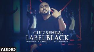 Label Black Audio Song | Gupz Sehra | Latest Punjabi Songs 2016 | T-Series Apna Punjab