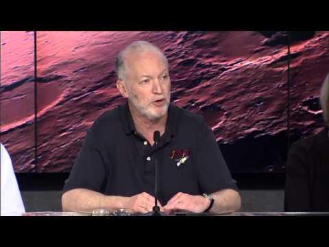NASA | MAVEN Pre-launch Science Briefing