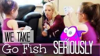 WE TAKE GO FISH SERIOUSLY   Somers In Alaska Vlogs