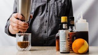 How to Make Nitro Espresso Old Fashioned