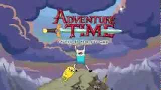 Hora de aventura - intro
