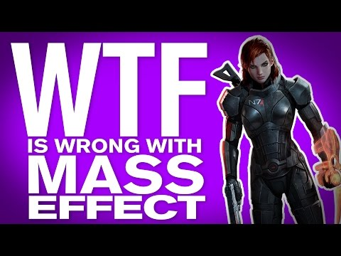 The SCIENCE! Behind Mass Effect Technology