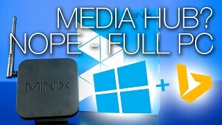 What is Windows 8.1 with Bing? FT. Minix NEO Z64