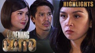 Romina, nakigulo sa date nina Carlos at Daniela | Kadenang Ginto (With Eng Subs)