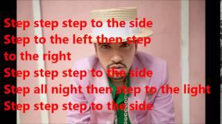"DJ Cassidy ft R.Kelly ""Make the world go round"" (video including lyrics)"