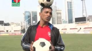 Football Man -  Masud Rana