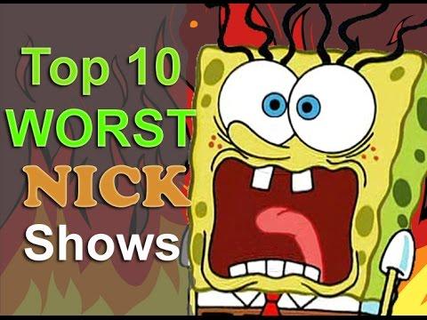 Top 10 Worst Nickelodeon Shows