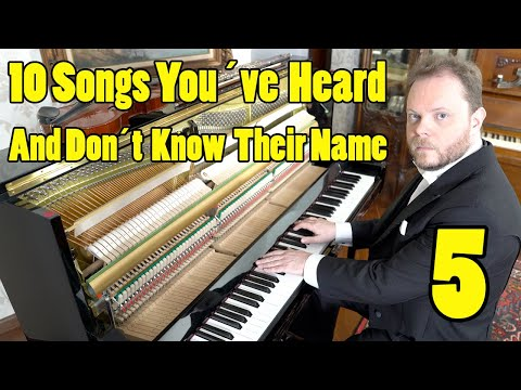 10 Songs You ve Heard Which You Don t Know The Name Of