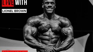 Inspired Life! LIVE with LIONEL BROWN
