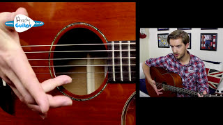 3 EASY Fingerstyle Guitar Patterns For Beginners - Part 1