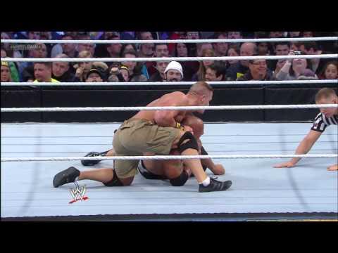 John Cena vs. The Rock - WWE Championship Match: WrestleMania 29