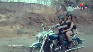 Karan Singh Grover and Bipasha Basu New Playgard Condom Ad