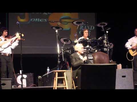 George Jones Final Concert Knoxville Tn April 6th 2013 part 1