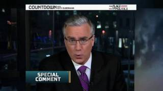 Keith Olbermann's Special Comment on the NYC Islamic Center