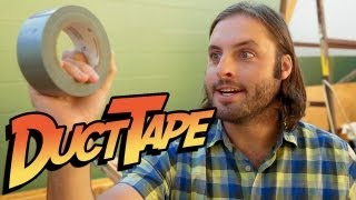 DUCT TAPE (DuckTales Theme Parody)