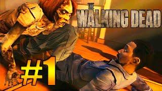 O Primeiro Dia - The Walking Dead #1