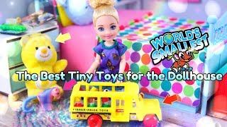 Unbox Daily: World's Smallest Fun Finds - Care Bears   My Little Pony   Real Arcade Games