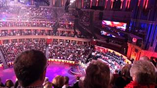 God Save The Queen - Royal British Legions Annual Festival of Remembrance 2013