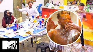 Radgies Go Pure Crackers In The Most Akka Food Fight Ever | Geordie Shore 1610
