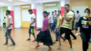 Kaajal Pasupathi - Dance Rehearsals