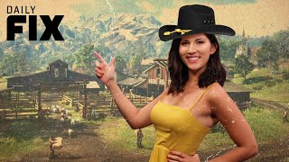 Red Dead 2 Reveals 7 Stunning New Locations -  IGN Daily Fix