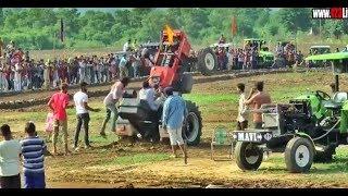 Gaggi Bansra 855 New Tractor Stunt   Lenka te khad gea jahj