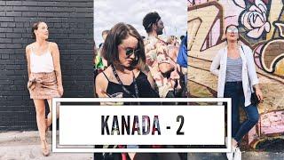 VLOG | Kanada 2 | Montreal, Quebec, Osheaga Festival