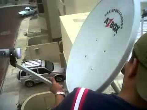 Xxx Mp4 Videotuturial Guia De Instalacion Azbox Bravissimo HD Satelite Hispasat Y Amazonas 3gp Sex