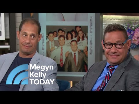 The Unbelievable Way 3 Men Found Out They Were Triplets Separated As Babies Megyn Kelly TODAY