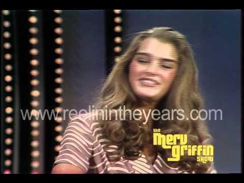 Xxx Mp4 Brooke Shields Interview Merv Griffin Show 1980 3gp Sex
